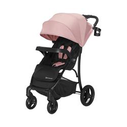 Kinderkraft Sport-Kinderwagen Sportwagen CRUISER, black rosa