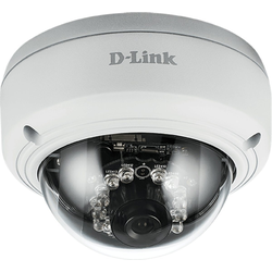 D-Link IP-Kamera PoE Dome Vigilance Full HD Outdoor Camera weiß