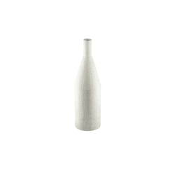 Vase ¦ weiß ¦ Steingut Ø: 14.5
