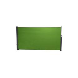 HTI-Living Seitenmarkise Seitenmarkise uni grün