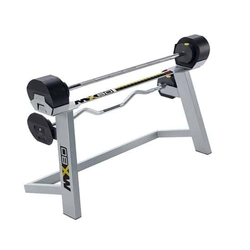 First Degree Fitness MX80 Langhantelset 9,8-36,4 kg