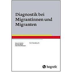 Diagnostik bei Migrantinnen und Migranten - Buch