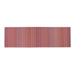 Tischläufer VIANO orange (LB 140x40 cm)