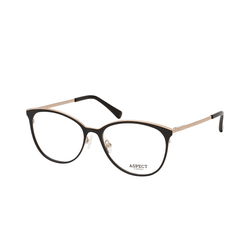 Aspect by Mister Spex Carry 1198 001, inkl. Gläser, Cat Eye Brille, Damen