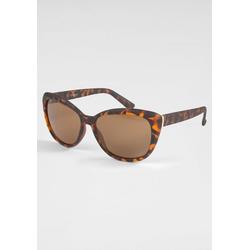 catwalk Eyewear Sonnenbrille im Retro-Look braun
