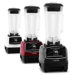 Herakles 2G Standmixer Rot mit Cover 1200W 1,6 PS 2 Liter BPA-frei