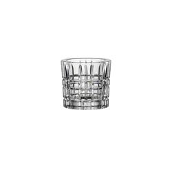Nachtmann Kerzenhalter Square Teelichthalter klar (1 Stück)