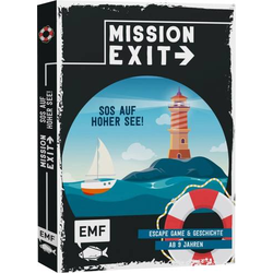 Mission: Exit # SOS auf hoher See! 93573