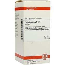STROPHANTHUS D12