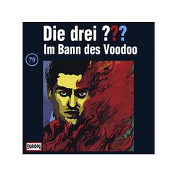 Die drei ??? 79: Im Bann des Voodoo - (CD)