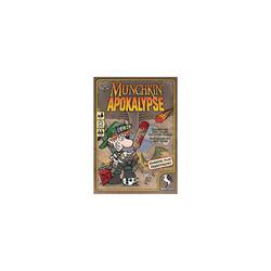 Pegasus Spiel, Munchkin Apokalypse 1 + 2 (Kartenspiel)
