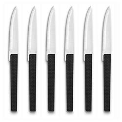comas Steakmesser Black Willow (6 Stück)