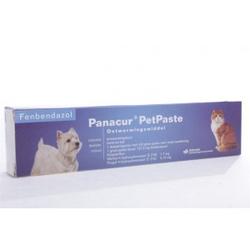 Panacur PetPaste Ontwormingspasta voor hond en kat  Per verpakking