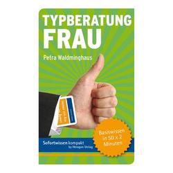 Typberatung Frau Lernkarten