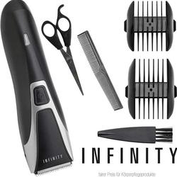 MELISSA Haarschneider 16670084 Haarschneide-Maschine, Klinge aus Edelstahl