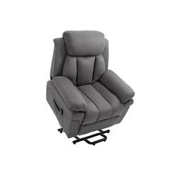 HOMCOM TV-Sessel Fernsehsessel mit Aufstehhilfe