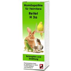 REVET H 3a Globuli f.Heimtiere 10 g