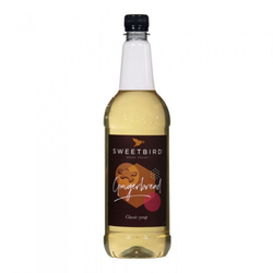 "Kaffee Sirup Sweetbird ""Gingerbread"", 1 l"