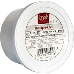 BORT Therapie Knet extra weich hellblau 80 g