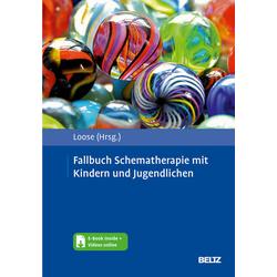 Fallbuch Schematherapie mit Kindern und Jugendlichen: Buch von