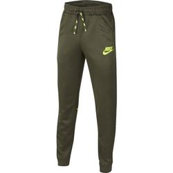 Nike NSW Big Kids' (Boys') Tapered Pants - Trainingshose - Kinder Green