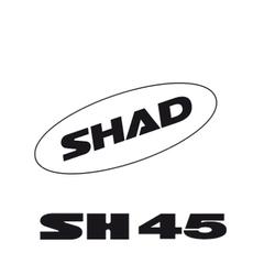 SHAD SH45 SHAD STICKERS 2011