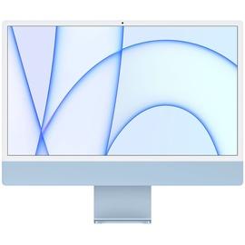 """Apple iMac 24"""" mit Retina 4.5K Display M1 8 GB RAM 512 GB SSD 8-Core GPU blau"""