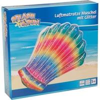 Vedes Splash & Fun Luftmatratze Muschel 135 x 115 cm