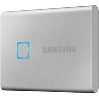 500 GB USB 3.2 silber