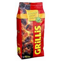 ProFagus Buchen Grill-Holzkohle Briketts 3 kg