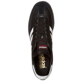 adidas Samba Leather black-white/ gum, 44.5