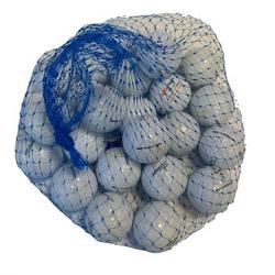 'Lakeballs Titleist Velocity 25er Netz Qualität AAA/AA weiss'