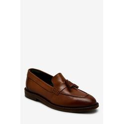 Next Italienische Lederslipper Loafer 33