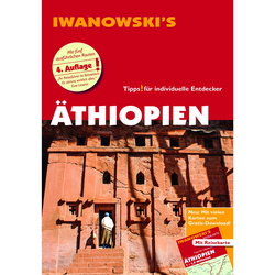 Reiseführer Afrika - IWANOWSKI ÄTHIOPIEN - 4. Auflage 2017 - Äthiopien