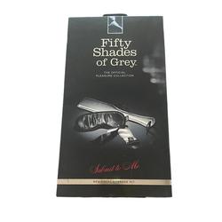 Fifty Shades of Grey Bondage-Set Bondage Set von Fifty Shades of Grey Beginners Bondage Kit, 4-tlg.