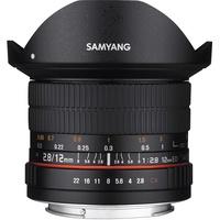 Samyang 12mm F2,8 Fisheye ED AS NCS