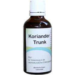 KORIANDER-TRUNK 50 ml