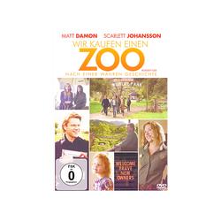 Wir kaufen einen Zoo DVD