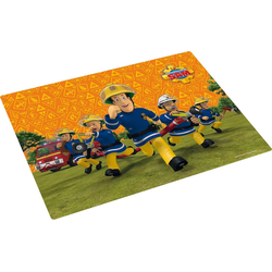 p:os Kindergeschirr-Set Platzset/Tischset Janosch orange