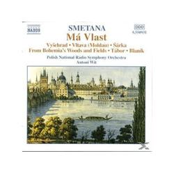 Prso, Wit/Polnisches Staatl.RSO - Ma Vlast (CD)