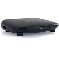 SCHWAIGER Digitaler Full HD Satelliten-Receiver DVB-S2, Media Player, USB, EPG, HD-TV schwarz