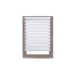 Doppelrollo Doppelrollo Klemmfix ohne bohren in Weiß, relaxdays 110 cm x 156 cm