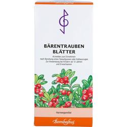 BÄRENTRAUBENBLÄTTER Tee 100 g