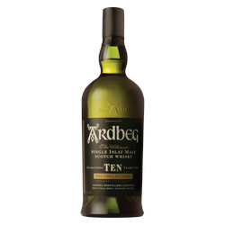 Ardbeg Ten 10 Years Islay Malt Whisky 46% 0,7l