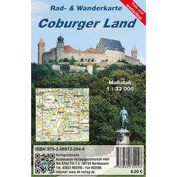Coburger Land 1:33 000