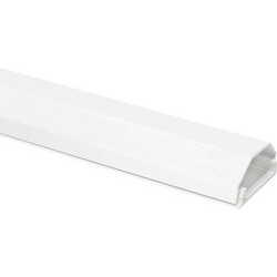 My Wall HZ4-0,75WL Kabelkanal Kabelhalterung (L x B x H) 75 x 5 x 1.8cm 1 St. Weiß