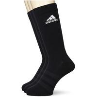 adidas Cushioned Crew 3er Pack black/black/white 40-42