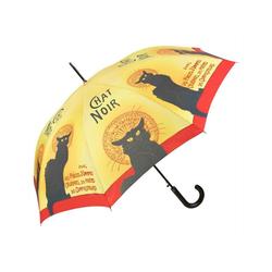 von Lilienfeld Stockregenschirm Regenschirm Jugendstil Chat Noir