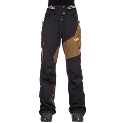 PICTURE SEEN Damen Snowboard-Pant Black, XS