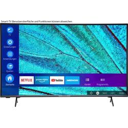 Medion® Life X15558 (MD31658) LCD-LED Fernseher (146,1 cm/58 Zoll, 4K Ultra HD, Smart-TV)
